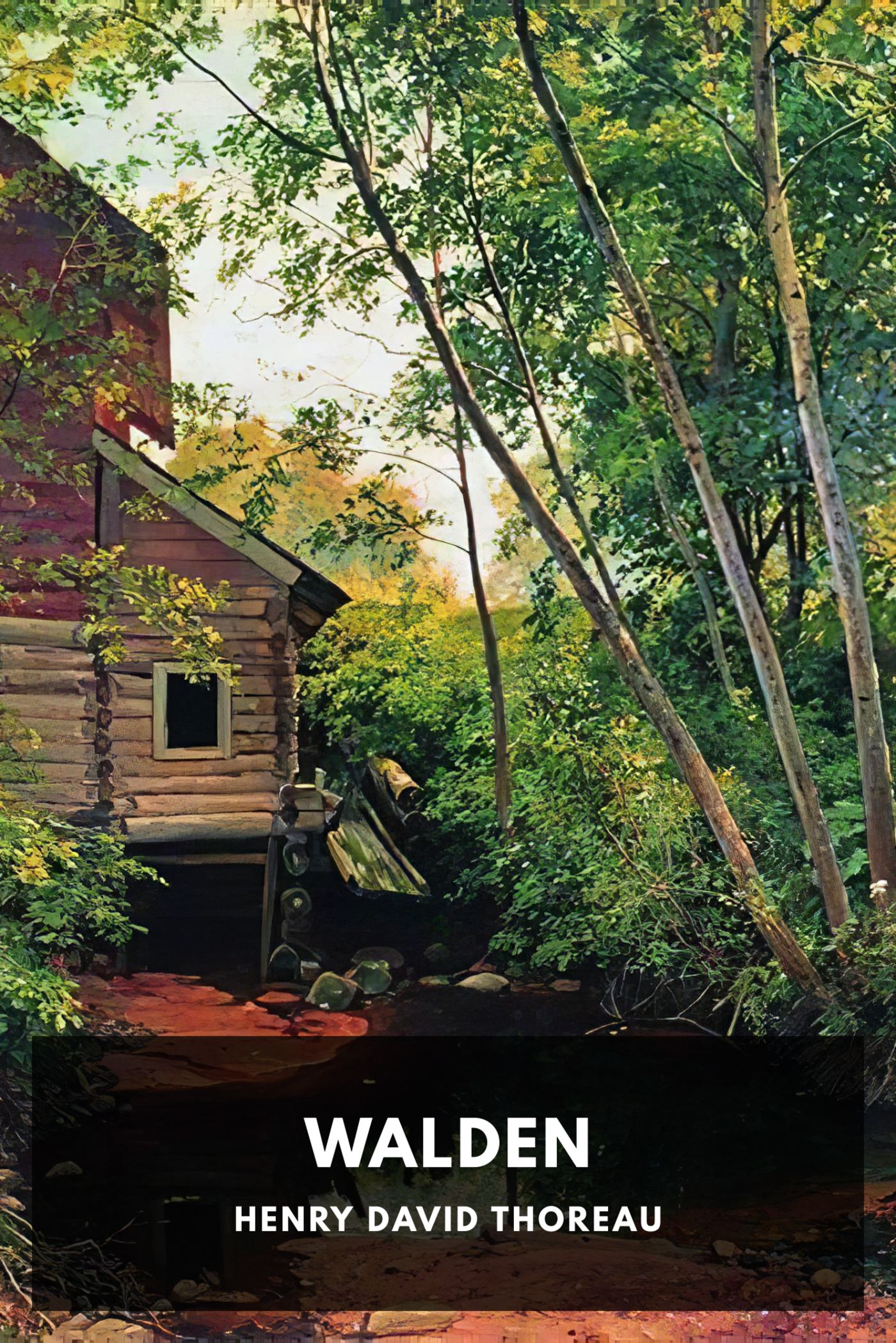 Walden, by Henry David Thoreau - Free ebook download - Standard Ebooks:  Free and liberated ebooks, carefully produced for the true book lover.
