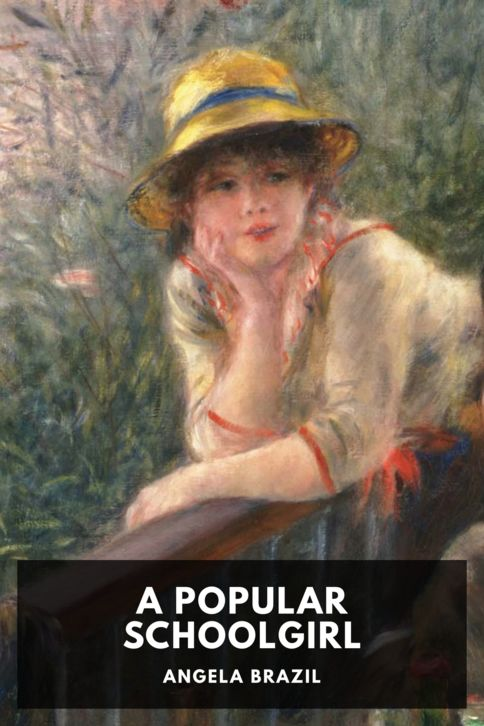 The cover for the Standard Ebooks edition of A Popular Schoolgirl