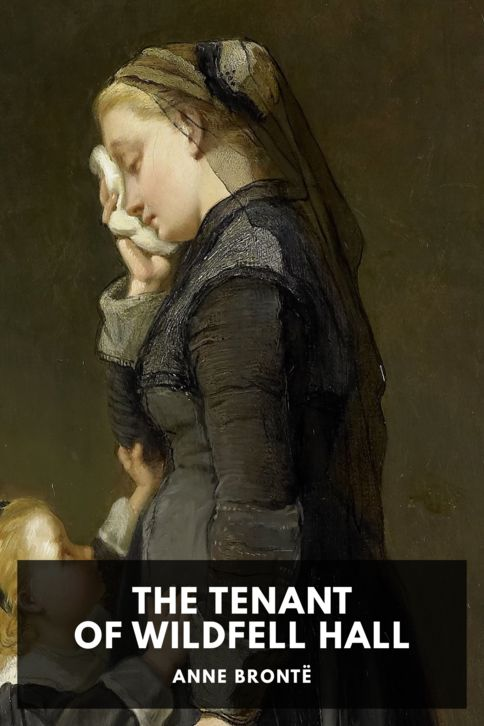 The cover for the Standard Ebooks edition of The Tenant of Wildfell Hall
