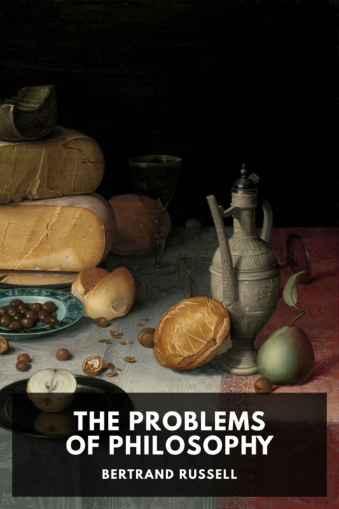 The cover for the Standard Ebooks edition of The Problems of Philosophy, by Bertrand Russell