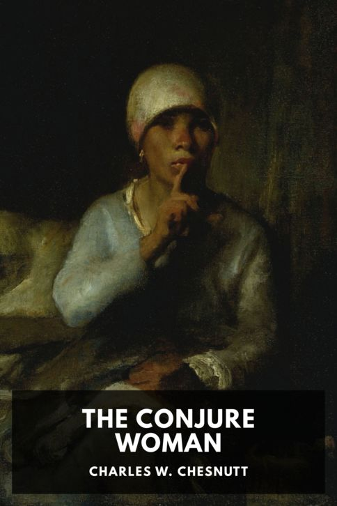 The cover for the Standard Ebooks edition of The Conjure Woman