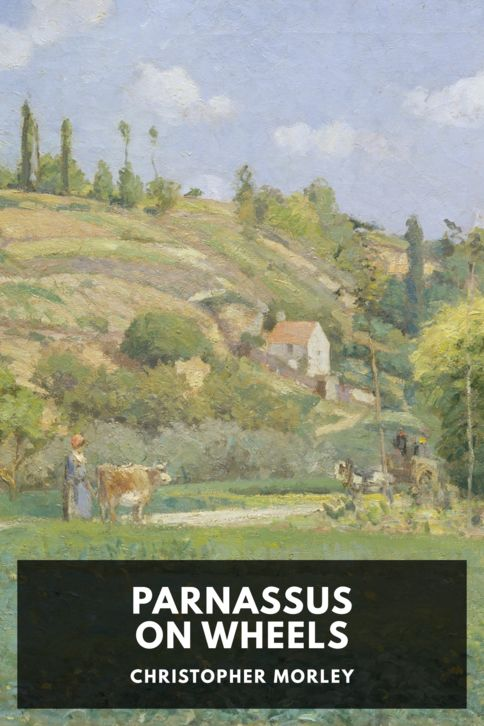 The cover for the Standard Ebooks edition of Parnassus on Wheels