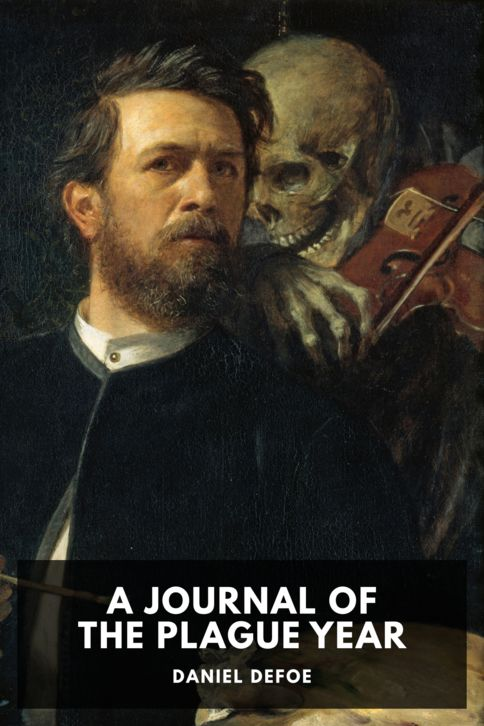 The cover for the Standard Ebooks edition of A Journal of the Plague Year