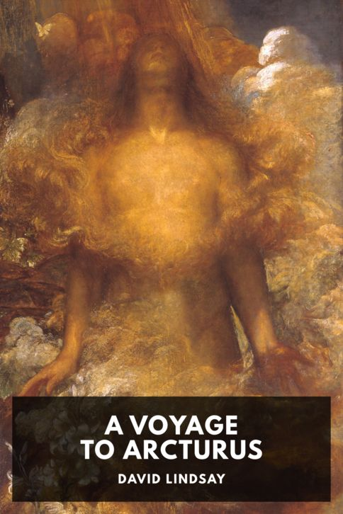 The cover for the Standard Ebooks edition of A Voyage to Arcturus