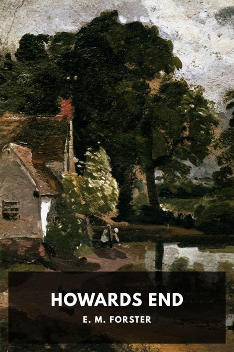 The cover for the Standard Ebooks edition of Howards End, by E. M. Forster
