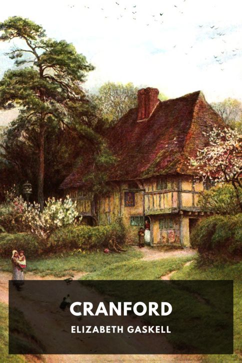 The cover for the Standard Ebooks edition of Cranford