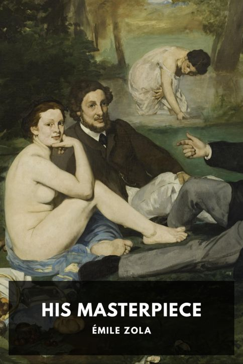 The cover for the Standard Ebooks edition of His Masterpiece