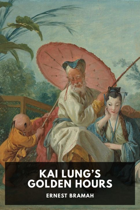 The cover for the Standard Ebooks edition of Kai Lung's Golden Hours, by Ernest Bramah