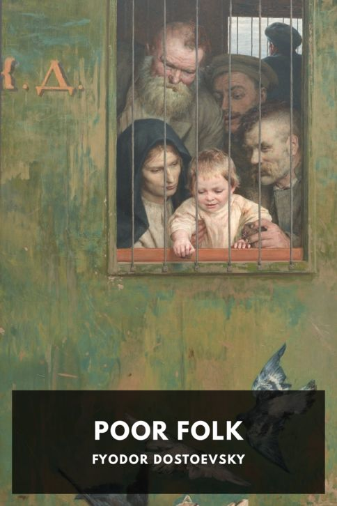The cover for the Standard Ebooks edition of Poor Folk