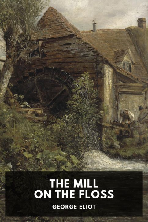 The cover for the Standard Ebooks edition of The Mill on the Floss