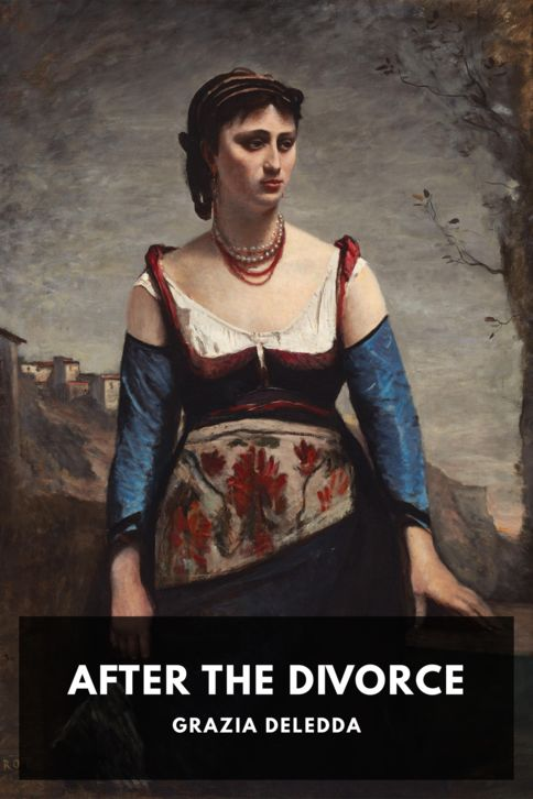 The cover for the Standard Ebooks edition of After the Divorce