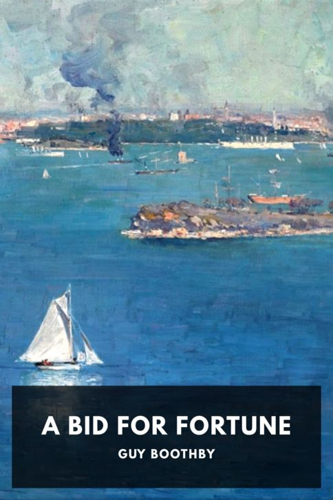 The cover for the Standard Ebooks edition of A Bid for Fortune