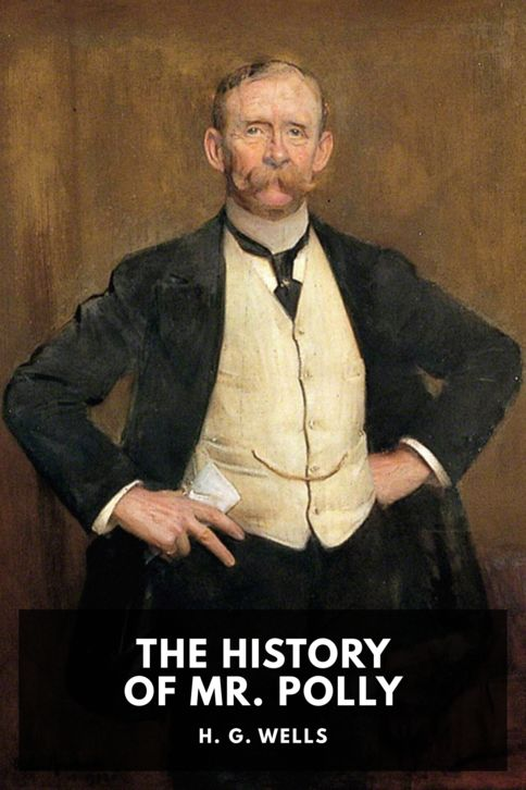 The cover for the Standard Ebooks edition of The History of Mr. Polly