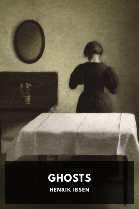 The cover for the Standard Ebooks edition of Ghosts