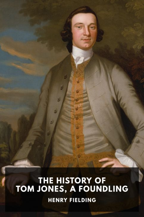 The cover for the Standard Ebooks edition of The History of Tom Jones, a Foundling, by Henry Fielding