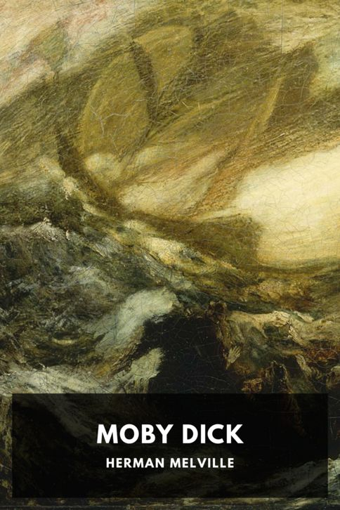 The cover for the Standard Ebooks edition of Moby Dick