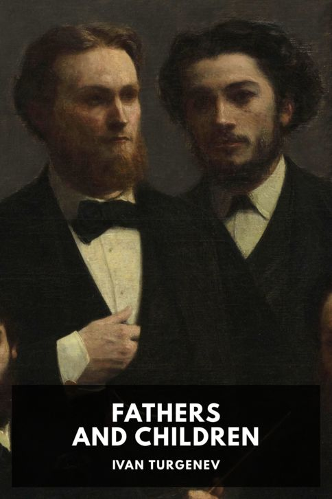 The cover for the Standard Ebooks edition of Fathers and Children