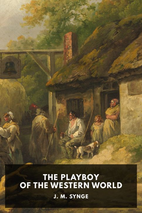 The cover for the Standard Ebooks edition of The Playboy of the Western World