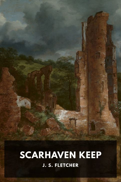 The cover for the Standard Ebooks edition of Scarhaven Keep
