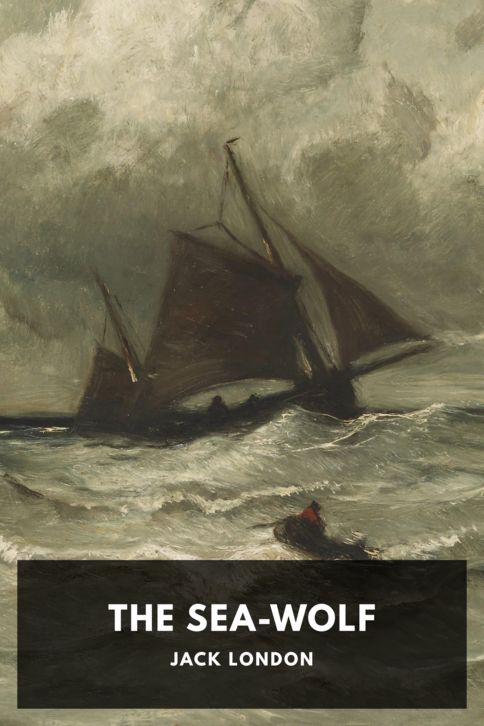 The cover for the Standard Ebooks edition of The Sea-Wolf, by Jack London