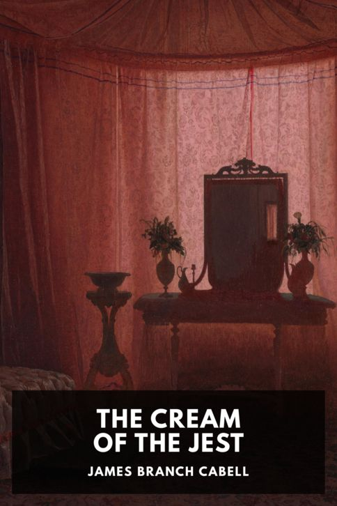 The cover for the Standard Ebooks edition of The Cream of the Jest, by James Branch Cabell