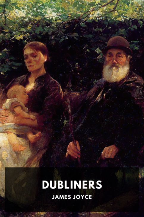 The cover for the Standard Ebooks edition of Dubliners