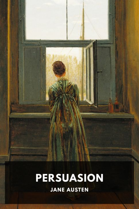 The cover for the Standard Ebooks edition of Persuasion