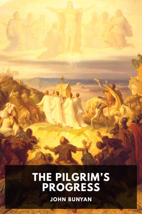 The cover for the Standard Ebooks edition of The Pilgrim's Progress