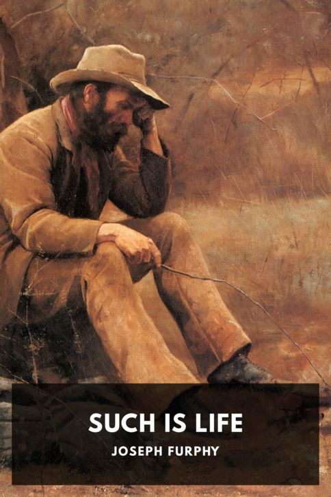The cover for the Standard Ebooks edition of Such is Life