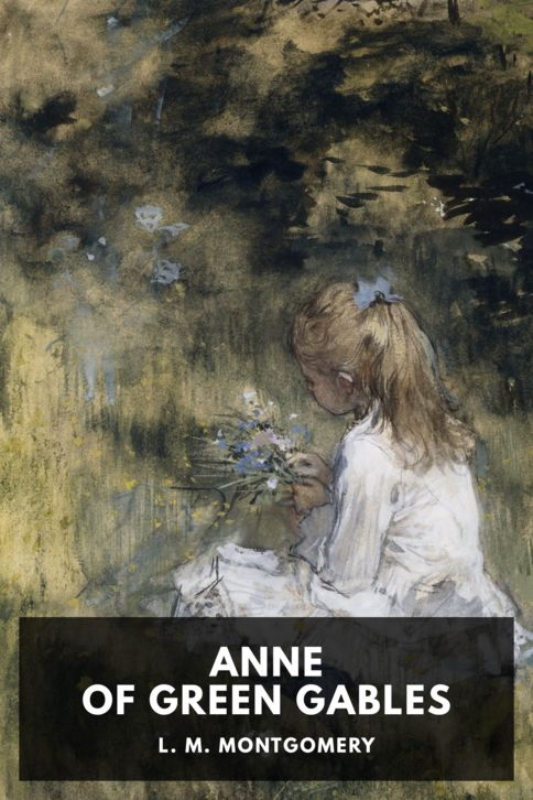 The cover for the Standard Ebooks edition of Anne of Green Gables