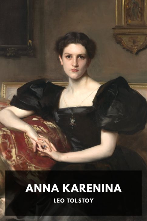 The cover for the Standard Ebooks edition of Anna Karenina