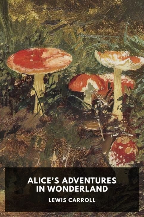 The cover for the Standard Ebooks edition of Alice's Adventures in Wonderland