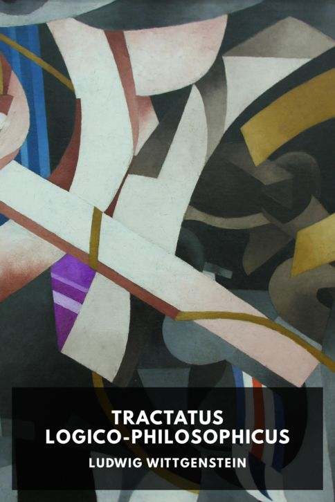 The cover for the Standard Ebooks edition of Tractatus Logico-Philosophicus