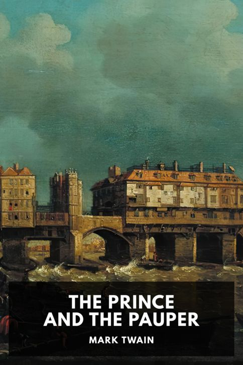 The cover for the Standard Ebooks edition of The Prince and the Pauper