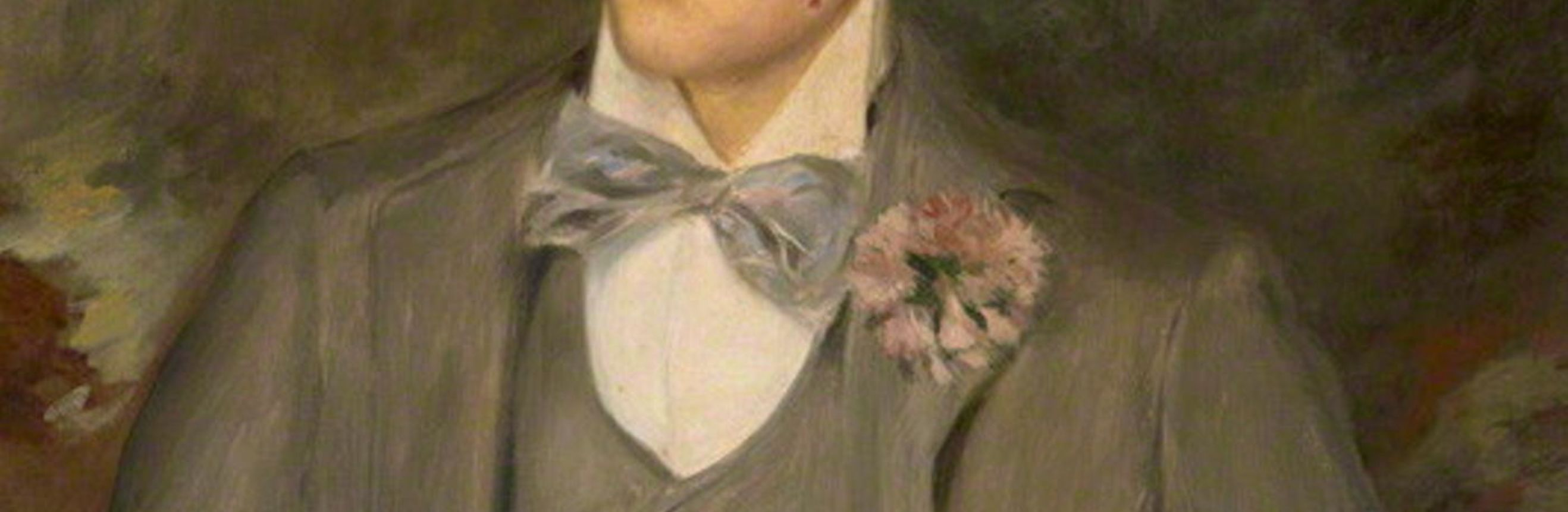 The cover for the Standard Ebooks edition of The Importance of Being Earnest, by Oscar Wilde