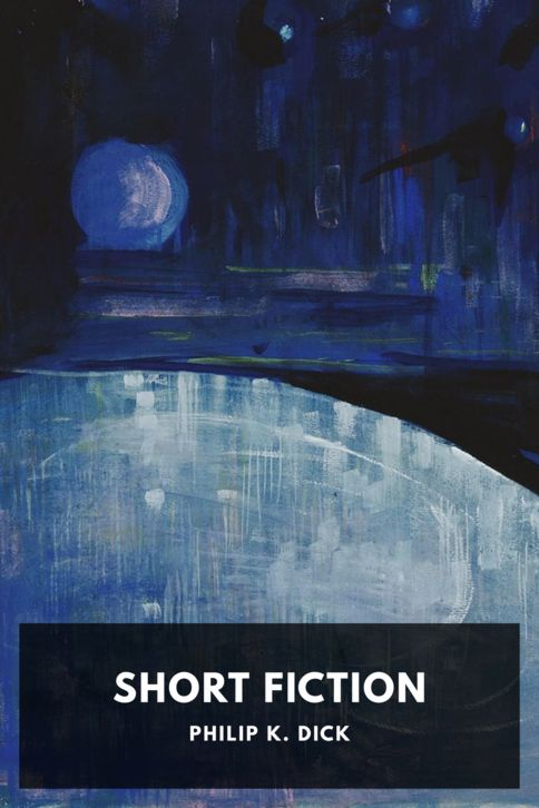 The cover for the Standard Ebooks edition of Short Fiction