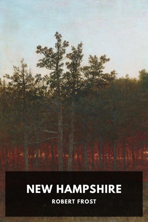 The cover for the Standard Ebooks edition of New Hampshire, by Robert Frost