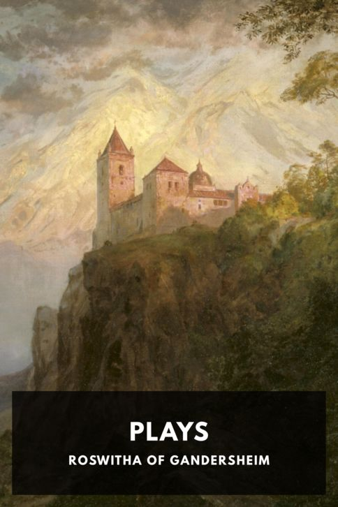The cover for the Standard Ebooks edition of Plays