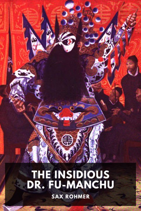 The cover for the Standard Ebooks edition of The Insidious Dr. Fu-Manchu