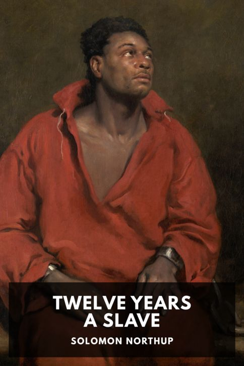 The cover for the Standard Ebooks edition of Twelve Years a Slave, by Solomon Northup