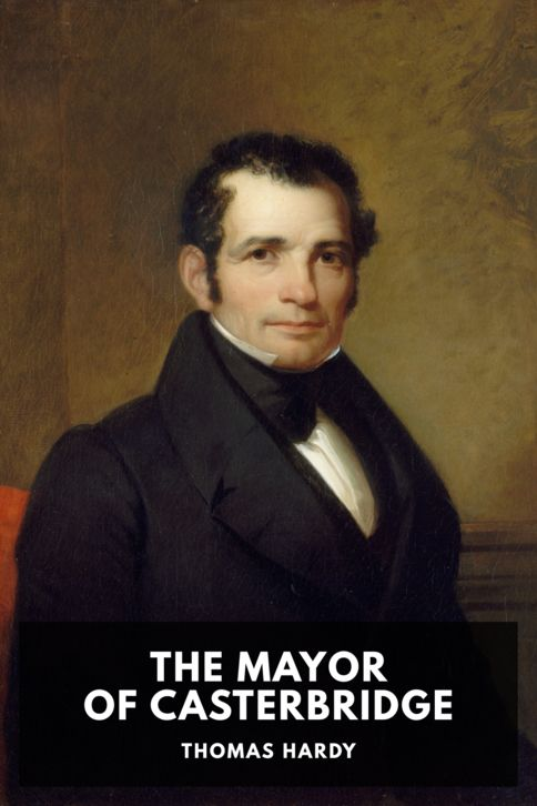 The cover for the Standard Ebooks edition of The Mayor of Casterbridge