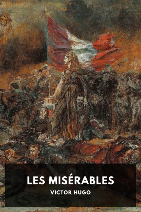 The cover for the Standard Ebooks edition of Les Misérables