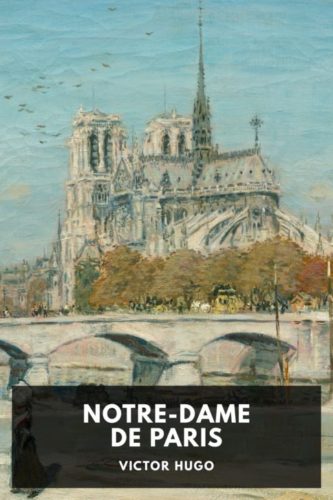 The cover for the Standard Ebooks edition of Notre-Dame de Paris