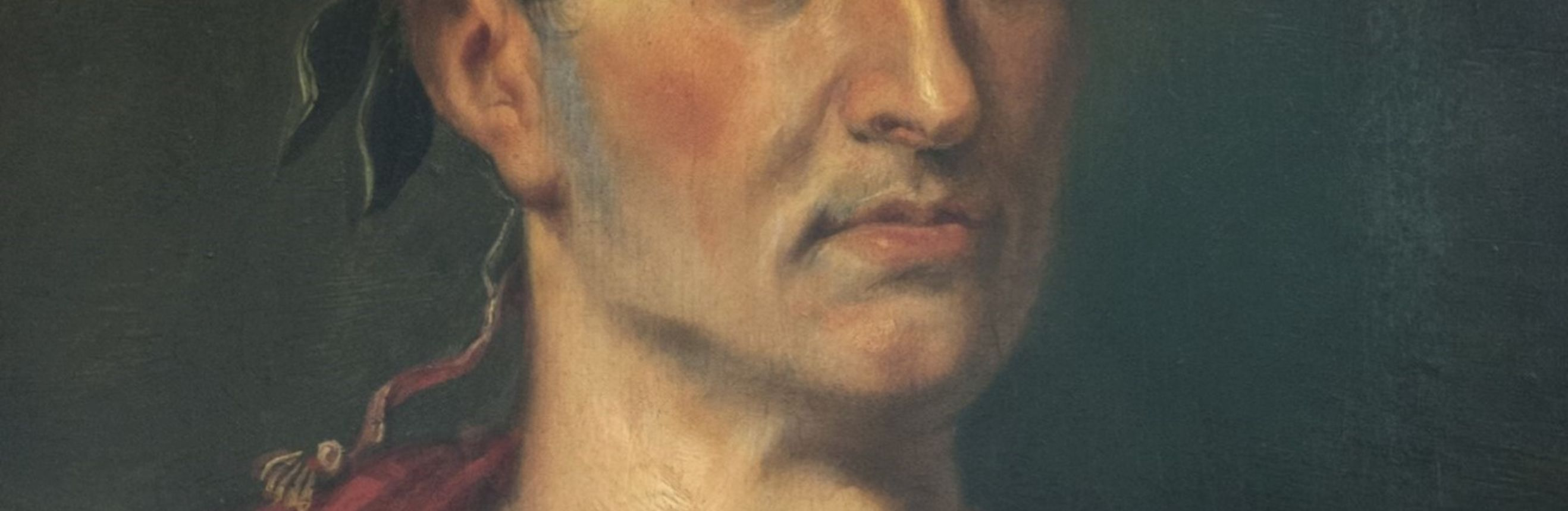The cover for the Standard Ebooks edition of Julius Caesar, by William Shakespeare