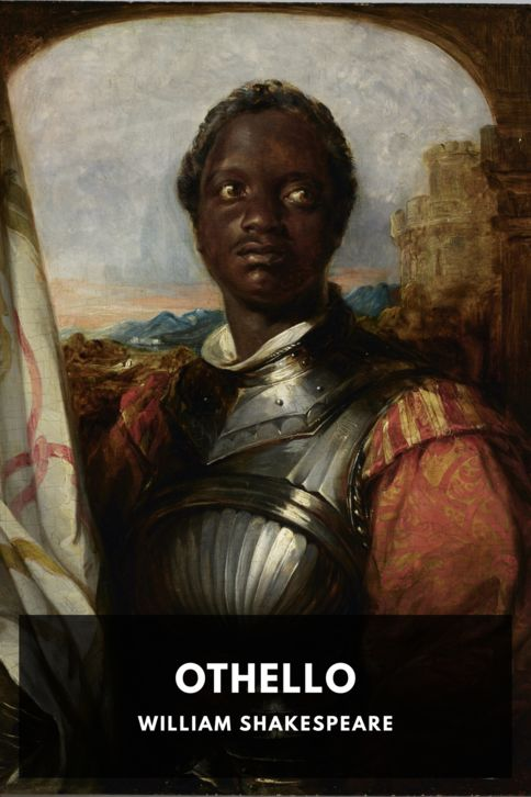 The cover for the Standard Ebooks edition of Othello, by William Shakespeare