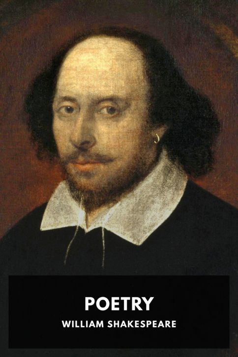 The cover for the Standard Ebooks edition of Poetry, by William Shakespeare