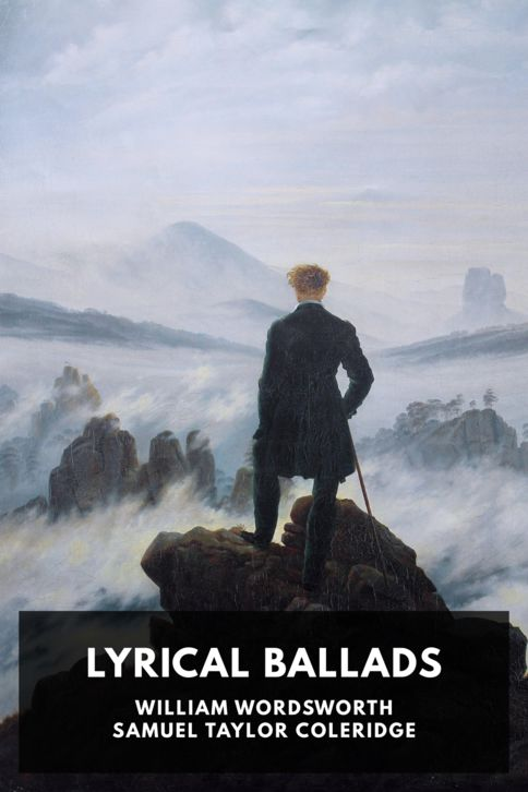 The cover for the Standard Ebooks edition of Lyrical Ballads, by William Wordsworth and Samuel Taylor Coleridge