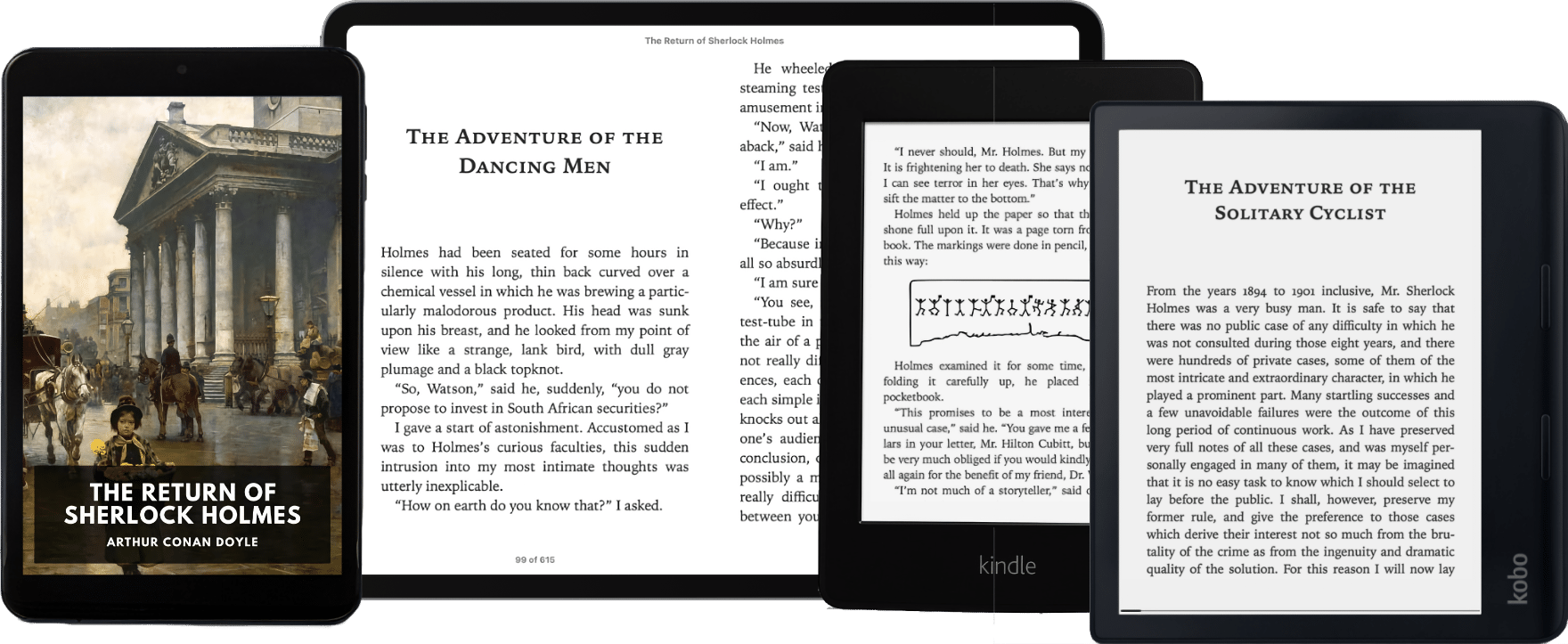 Standard Ebooks: Free and liberated ebooks, carefully produced for the true book lover.
